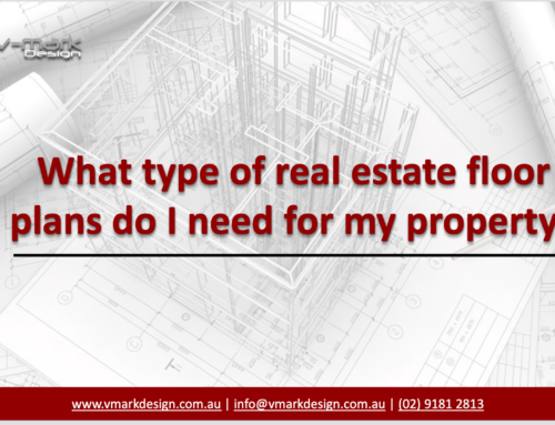 What type of real estate floor plans do I need for my property?
